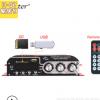 厂家直销kinter金特MA-500 HiFi车载功放4声道USB/SD/FM/MP3遥控