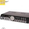 跨境专供金特kinter-K4 220-240V 40W*2声道带彩灯/收音/插卡功能