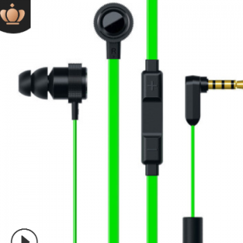 Hammerhead Pro战锤狂鲨专业版V2入耳式耳机手机电脑耳麦线控耳塞