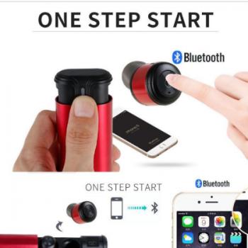 供应 爆款TWS-I7迷你入耳式无线 蓝牙耳机跑步运动双