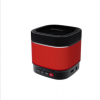 红色方形蓝牙智能音箱 第三代技术自带免提通话功能音箱