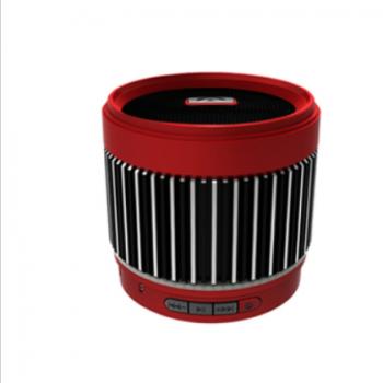 高保真低音炮音箱 第三代蓝牙技术无线智能操控金属音箱 系列迷你音箱扬声器