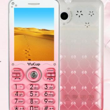 誉国威女士手机双卡双待超长待机老年手机老人机 厂家批发