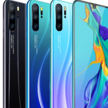 P36pro跨境新款现货6.3寸全面水滴大屏智能手机海外代发OEM定制