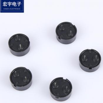 无源蜂鸣器1306/1407压电式无源蜂鸣器定制22*7mm压电式蜂鸣器