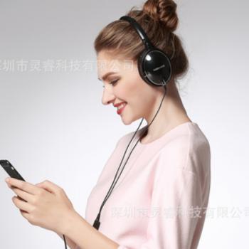 线控式主动降噪耳机出货 包耳款 航空降噪耳机 现货