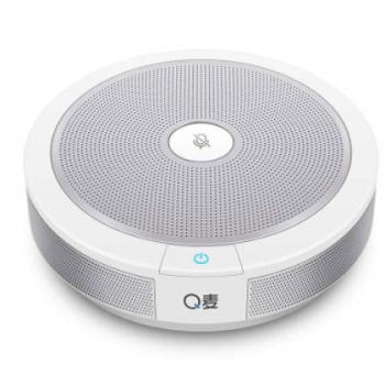 Takstar 得胜 Q麦远程视频通话QQ电话会议平板IPAD麦克风手机音响
