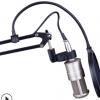 Takstar得胜PC-K200电容麦克风手机电脑直播K歌声卡套装录音话筒