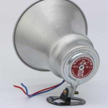 批发真美高音YH5-1A8欧 5W号筒扬声器/车载广告叫卖高音铁喇