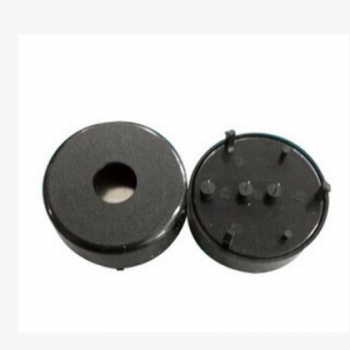 供应烟雾报警配件QST4010蜂鸣器 无源插针压电式 厂家直销品质