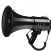 麦叶 HW系列50W大功率USB插卡手持喊话器户外高音扩音器录音喇叭