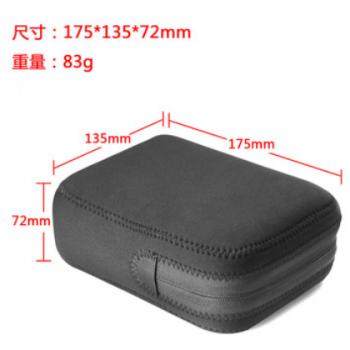 适用于 B&O BeoPlay P6蓝牙音箱尼龙包保护包收纳包软包黑色现货