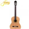 通灵古典吉他批发 椴木 弹拨类乐器原木色木吉他 39寸