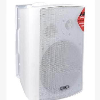 HD-366 公共广播系统 6.5寸 白色会议壁挂音响