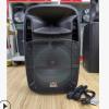 户外音响广场舞电瓶大功率拉杆移动15寸重低音塑料插卡音响