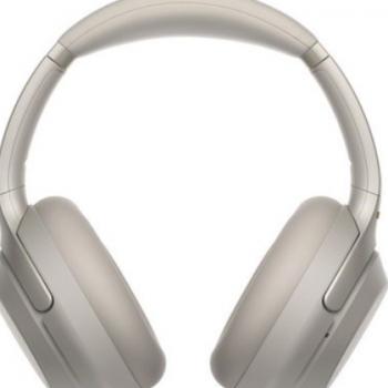 适用索尼WH-1000XM3头戴式无线蓝牙降噪耳机手机通话重低音耳麦
