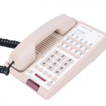 中诺酒店宾馆客房会所固定电话机一键通免提通话B005