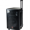 欧美声112M大功率户外拉杆音响广场舞音箱便携式可充电音响K歌