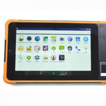 指纹三防平板电脑8寸全网通4G 2+32G带NFC二维扫码二代证读取