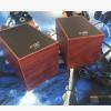 e流 M08 音响 小雷神 全木质USB音响 笔记本音响 低音炮