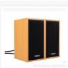 工厂直销 电脑配件批发经典木质对箱 重低音 迷你音箱 精美