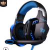 厂家直销因卓G2000耳机头戴式发光有线电脑游戏耳机 PS4 电竞耳机