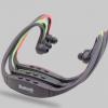 中性w1插卡mp3蓝牙耳机头戴后挂式运动跑步音乐听歌FM收音机通用