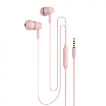 外贸爆款耳机苹果安卓手机通用有线入耳式运动耳塞带麦线控耳机