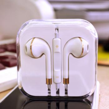 理德御品 钢圈耳机 只用于绝大部分手机 数码产品 手机耳机好音质