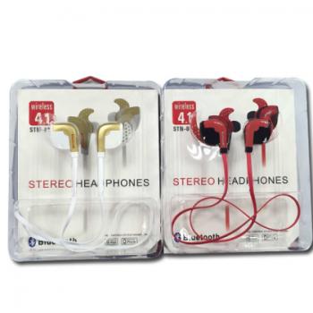 厂家批发爆款运动型4.1蓝牙自动降噪耳机STN-840