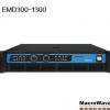 EMD系列300W-1300W两通道专业功放大功率娱乐KTV户外演出会议设备