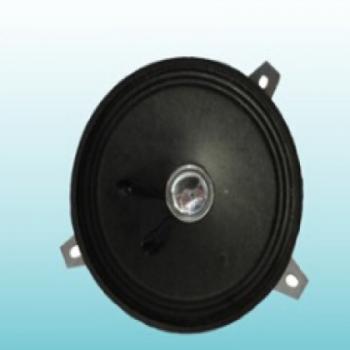 供应4寸2W圆形双磁喇叭 音箱喇叭 全频扬声器JZ4-412-6H