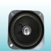 供应4寸5W方弧形外磁喇叭 多媒体喇叭 全频扬声器JZ4-392H