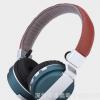 厂家直销 BT-008 头戴式无线蓝牙耳机 带插卡 FM 蓝牙手机耳机