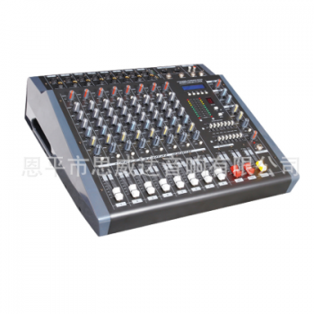 PMD-8USB 厂家直销专业舞台KTV工程演出带功放调音台