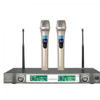 专业无线麦克风VHF一拖二SD-290