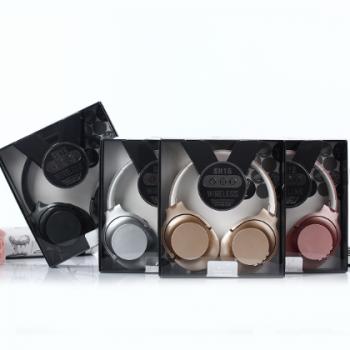 厂家供应 新款头戴式耳机TV-11新颜色插线麦克风耳机卡通创意耳机