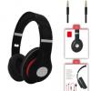 厂家供应 头戴式耳机 折叠耳机 外单耳机 新款礼品 插线耳机