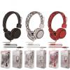 厂家直销新款头戴式耳机麦克风耳机手机耳机电脑耳机印花TV-03