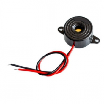 高分贝SFM-20B型DC3-24V连续声讯响器蜂鸣器2312有源压电式蜂鸣器