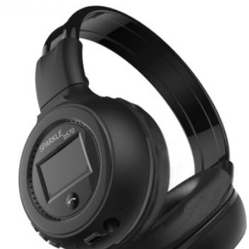 ZEALOT/狂热者 B570蓝牙耳机头戴式无线耳麦插卡立体声礼品定制