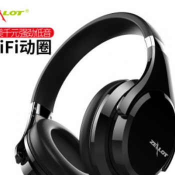 ZEALOT/狂热者 B21头戴式触摸蓝牙无线耳机 重低音运动式音乐耳机