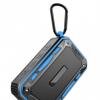 新款S618便携防水IP67户外蓝牙音箱 FM收音机音响 2000MAH 供电商