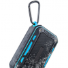 新款S618对箱TWS户外防水蓝牙音响 插卡 可定制LOGO 跨境专供