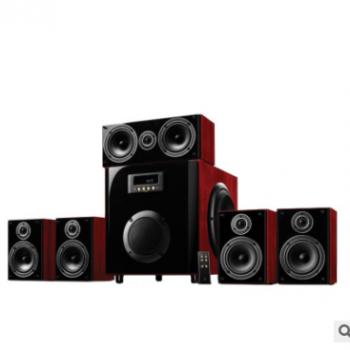 Hivi/惠威 M60-5.1有源音箱 多媒体5.1音响小型家庭影院音响