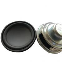 源头工厂现货50圆形16芯双磁高品质4欧5W蓝牙音箱2寸喇叭扬声器