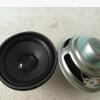现货供应2.5寸圆形内磁橡胶边4欧3W喇叭66MM全频高品质扬声器