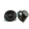 厂家现货供应4寸方形金刚4欧25W喇叭低音炮喇叭 重低音音响扬声器