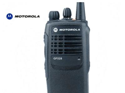 原装适用摩托罗拉GP328防爆对讲机大功率户外化工厂加油站油田