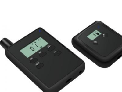 2.4G无线领夹麦克风手机直播单反相机音响乐器降噪领夹话筒批发